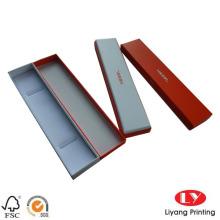 Custom cardboard watch paper packaging box