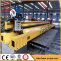 Automatic Flat Butt Welding Machine For Steel Plate Or Carbon Steel