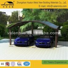 2015 New style double aluminum canopies