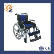 Складная электрическая инвалидная коляска с литиевой батареей