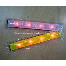 Reflektierende LED Armband