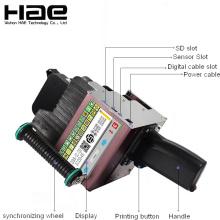 Imprimante à jet d'encre de codeur de date portable TIJ 100 mm