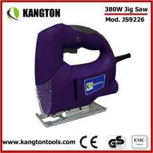 Sierra de mano eléctrica de la herramienta de trabajo de madera 380W