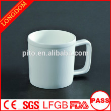 2014 hot sale porcelain mug for coffee tea milk