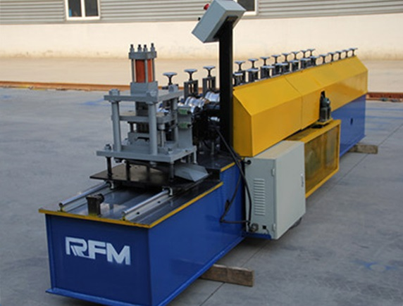 Roll Metal Shutter Roll Forming Machine