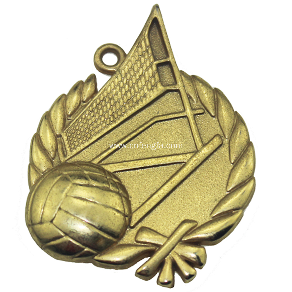hot sale medal volley medal for sports