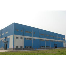 Prefabricated Steel Structure Warehouse (SSW-14020)