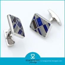 Модные серебряные запонки (SH-BC0013)