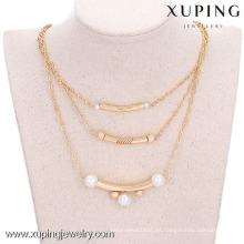 Collar de la joyería de la manera al por mayor 42572-Xuping con estilo especial