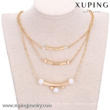 42572-Xuping atacado colar de jóias de moda com estilo especial