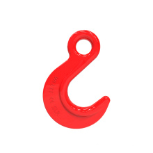 high strength forged alloy lashing hook