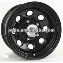 4x108 steel wheel