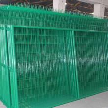 Cerca de malla de alambre de acero de metal al por mayor fácilmente ensamblada de China (WWMF)