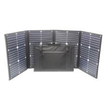 Painel solar dobrável monocristalino 80w do fornecedor de China