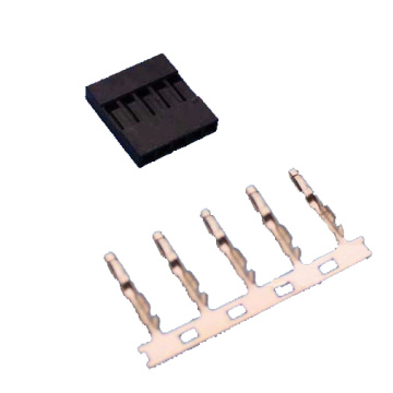 Conector de cable a placa 2.54 mm