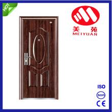 Puerta de acero inoxidable de seguridad de entrada de transferencia de calor