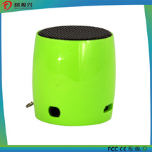 Metal Cover Portable Mini Wireless Bluetooth Sound Speaker