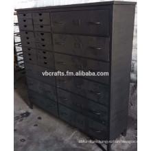 29 Drawer Industrial Vintage Cabinet