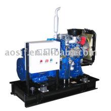 Шанхайский генератор мощностью 15 кВт с хорошим качеством под управлением ISO