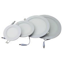 9W Small Round Panel Light 2016 Hot Sale
