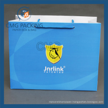 Business Paper Bag with Matt Lamination (CMG-MAY-043)