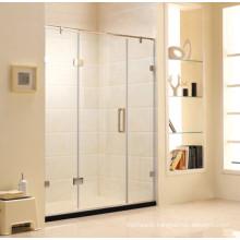Best Selling Aluminium Frame Simple Shower Screen (K12)