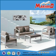 Cozy Polywood Garden Furniture with Aluminum Frame
