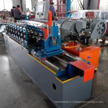 Chine fabricant xinnuo vente chaude légère quille en acier t barre t-grille plafond t grille rouleau formant la machine