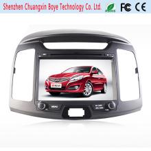 Car DVD de navegación de DVD-TV Car Media System para Hyundai Elantra 2011