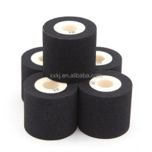 Black High Sensitivity Customizable Size 36*32mm XF Solid Ink Rolls For MY-380/DK1000/DK1100 Printers