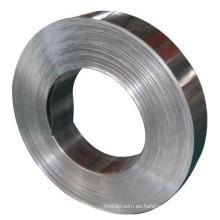 Tira de aluminio serie 3xxx para disipador de calor