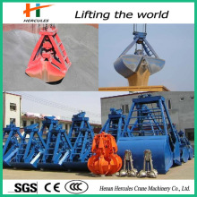 Cubierta cable Grab Bucket