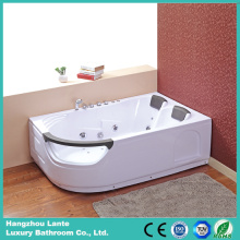Best Quality Acrylic Economic Whirlpool Bathtub with Ce (TLP-665 pneumatic control)