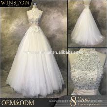 2016 Guangzhou fornecedor vestido de noiva vestido de noiva