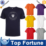 Customized Embroidery printing t shirt t-shirt