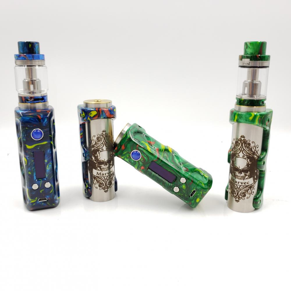 Tegangan kontrol DNA75 chip resin vape mod kit