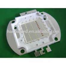 30W RGB power führte mit Kolbenpaket, bridgeLux Chip