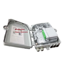 1 * 16 PLC FTTX Fiber Splitter Termination Box
