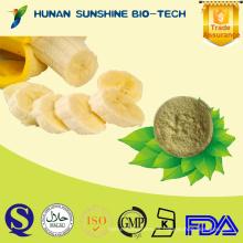 Polvo de sabor de plátano 100% natural / extracto de plátano / polvo de jugo de plátano