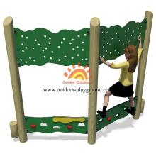 Outdoor Panel Climber Kids Climbing Wall For Children