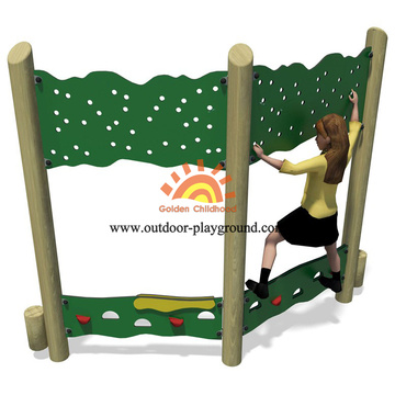 Outdoor Panel Climber Kids Kletterwand für Kinder