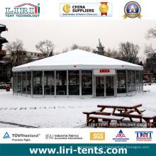 Maßgeschneiderte Zelt Catering Dining Hotel Zelt Multi-Side-Zelt mit Luxus-Dekoration