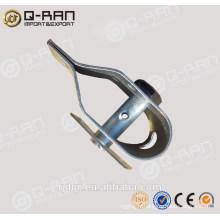 Gréement tendeur de câble de câble visserie acier galvanisé