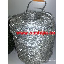 Hohe Qualität 12 # 14 # Twisted Stacheldraht (Fabrik)
