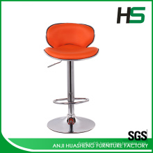 Comfortable high bar stool chair