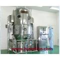 Secador de fluido de alta eficiência em pó