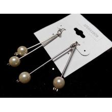 Simple Pearl Earring Korea Design Fashion Jewellry
