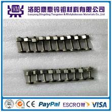 Pernos / tuercas / tornillos de tungsteno y molibdeno de alta temperatura modificados para requisitos particulares del grado superior en China