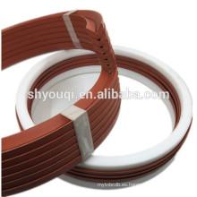 Fábrica con sellos de alta calidad V anillos de embalaje Grupo NBR / FKM / Nylon / Tejido de PTFE Vee Combinación de embalaje