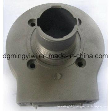Moulage sous pression en aluminium haute pression pour pièces d'automobiles avec une qualité supérieure et une quantité stable fabriquée dans l'usine chinoise